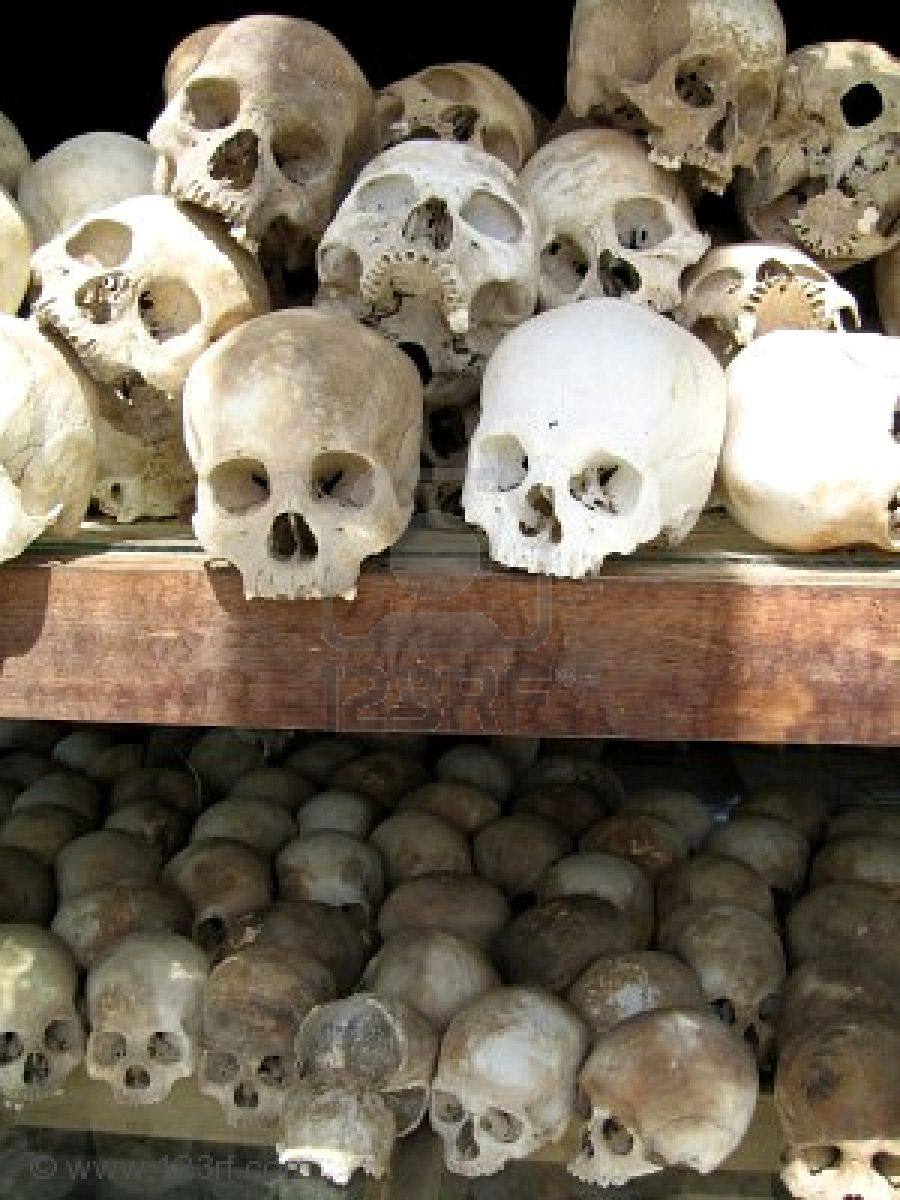 the killing fields in cambodia essay Introduction: the killing fields mark a tragic time in history over two million (2,000,000) reported killed while hundreds of thousands of people displaced.
