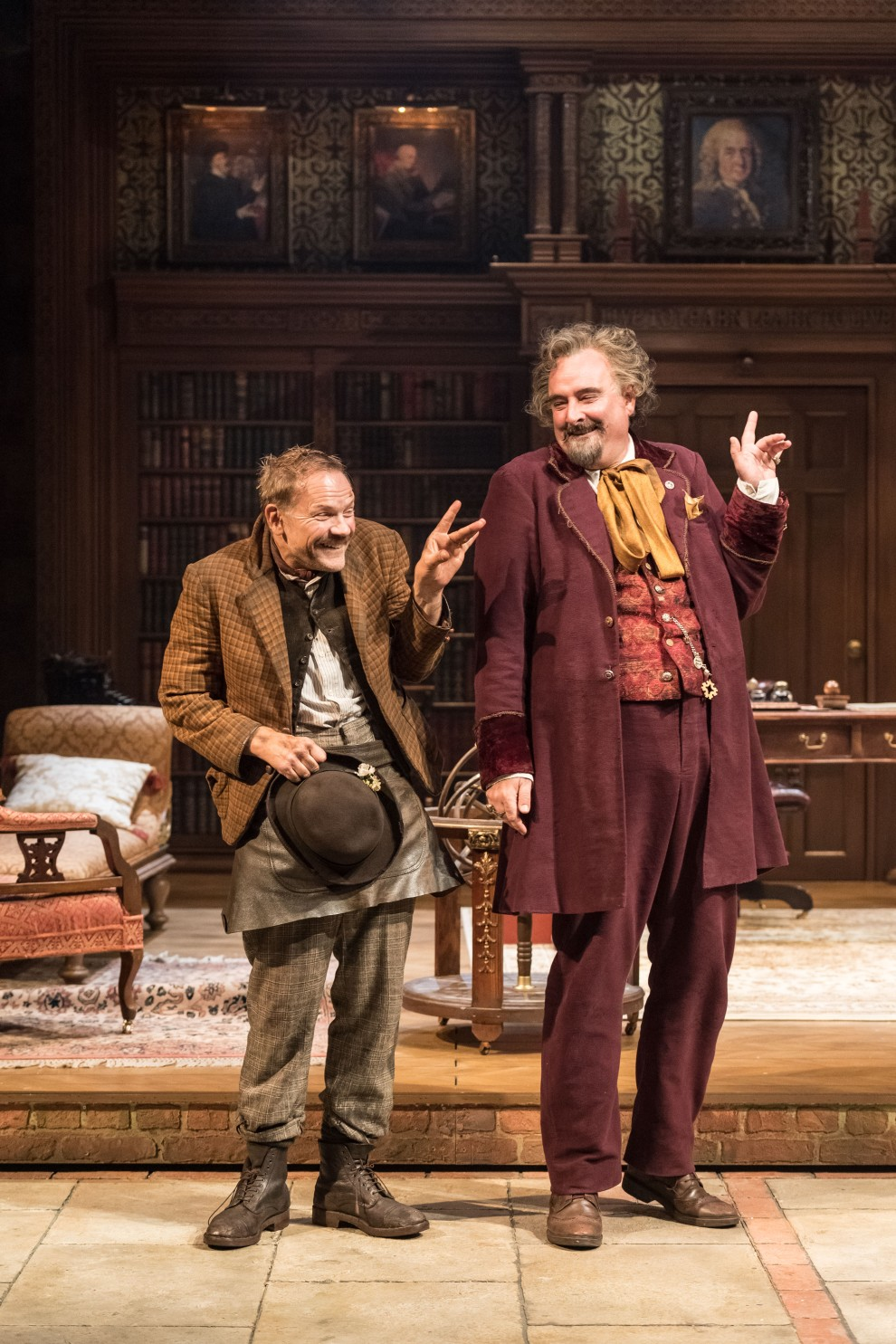 nick-haverson-and-john-hodgkinson-in-rsc-chichester-festival-theatres-production-of-loves-labours-lost-photo-by-manuel-harlan